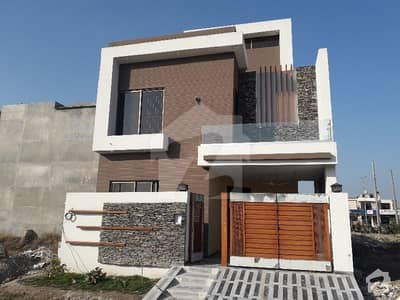 5 Marla Double Storey Fully Furnished House For Sale  Facing Park