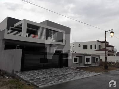 1 Kanal Brand New Luxury Ideally Located House In Sector M-1 Lake City Lahore