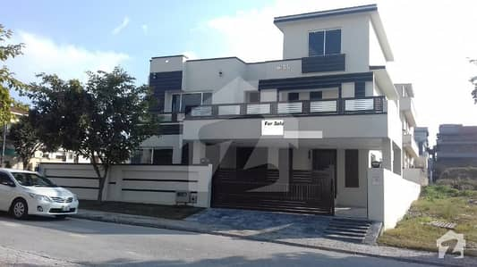 1 Kanal Double Unit House For Sale In Sector H Dha 2 Islamabad