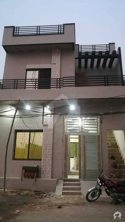 3 Marla House Beautiful And Low Price