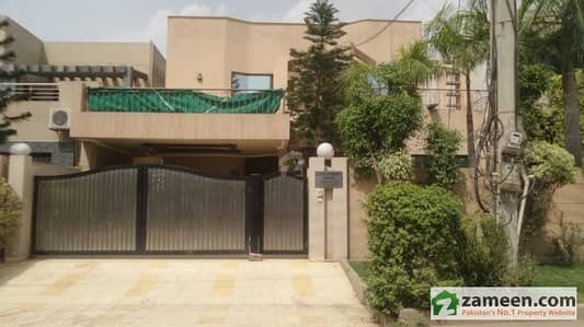 Good Location Double Unit House For Sale In Johar Town