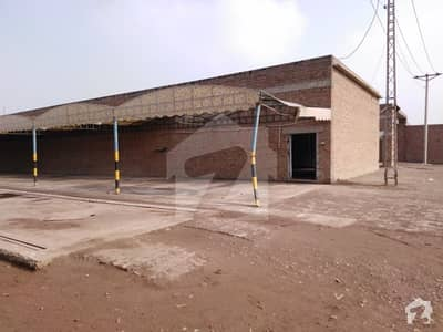 Warehouse Is Available For Sale At Samundari Road