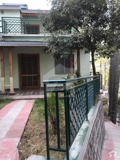 Personally Made Excellent Design Bungalow Near Patriata Chair Lift For Sale In Muree