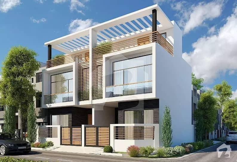 3 Marla House On 3 Year Installment Plan Al Kabir Town For Sale