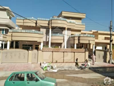 Kanal 2 Storey House For Sale In Sector 2