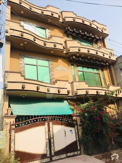 5 Marla Double Storey House For Sale In Gulzar-e-Quaid