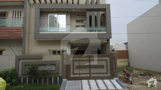 Brand New House For Sale in Pak Arab Housing Block E