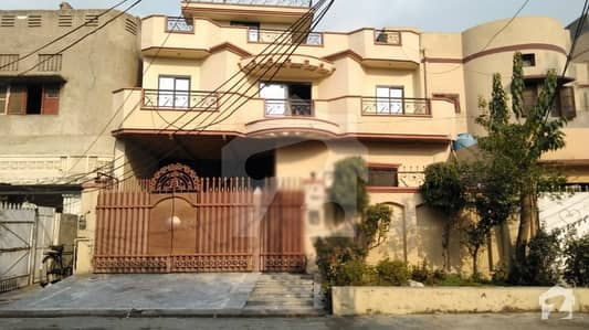 13. 50 Marla House For Sale In Samanabad Lahore