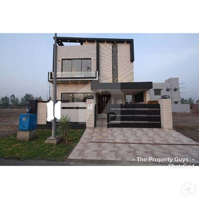 Brand New Stylish 8 Marla House For Sale