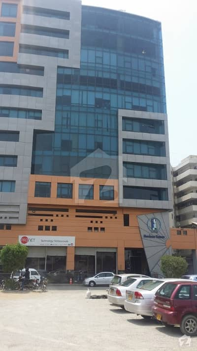 Semi Furnished 3000 Sq Ft Office Space In Clifton Block 2 Karachi High Profile Project
