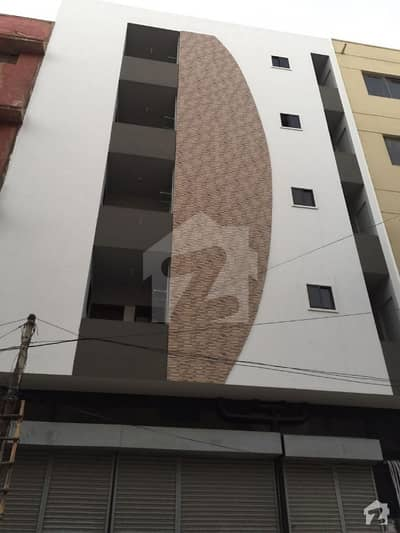 Brand New Flat For Sale In Dha Phase 5