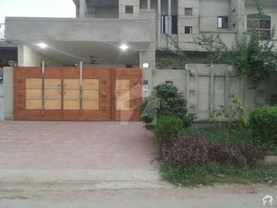 Double Storey Beautiful Bungalow For Sale In Jawad Avenue, Okara