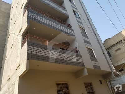 Chance Deal Almost Ready Corner Flat For Sale Good Location Near DHA-1