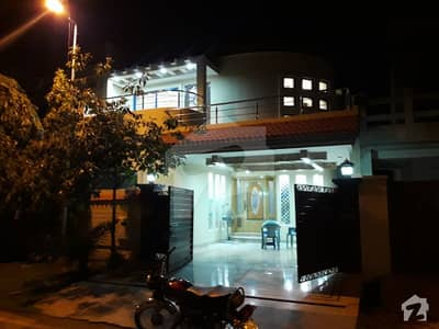 A  calss Constructed  8 marla brand new beautiful  House  in Bahria Town Lahore