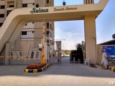 Flat For Sale Saima Jinnah Avenue  Main Jinnah Avenue Malir Cantt