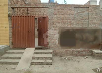 Single Storey Beautiful House For Sale In Dar Ul Ehsan Town Okara