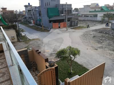 10 Marla Brand New Double Storey Designer House For Sale