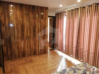 Furnished 1 Bed Apartment Flat For Sale In Bahria Town Lahore