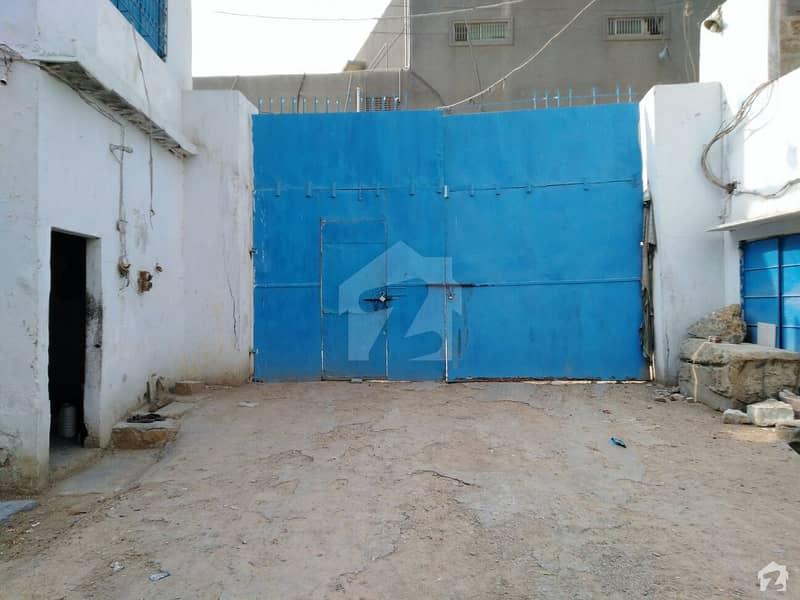 فیڈرل بی ایریا - بلاک 22 فیڈرل بی ایریا کراچی میں 3.56 کنال صنعتی زمین 14 کروڑ میں برائے فروخت۔