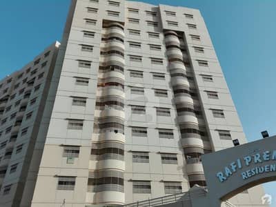 2nd Floor Corner West Open Flat Is Available For Sale In University Road, Rim Jhim Tower Near Safora