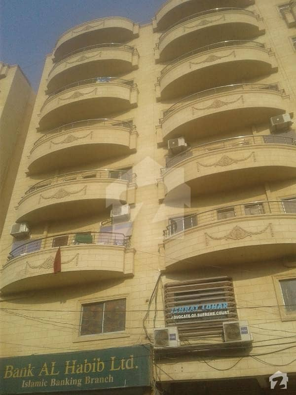 Corner 5 Rooms Spacious Flat For Sale Venus Heights Cantt Hyd
