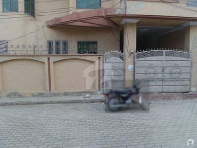 Double Storey Beautiful Corner House For Sale At Fateh Town, Okara