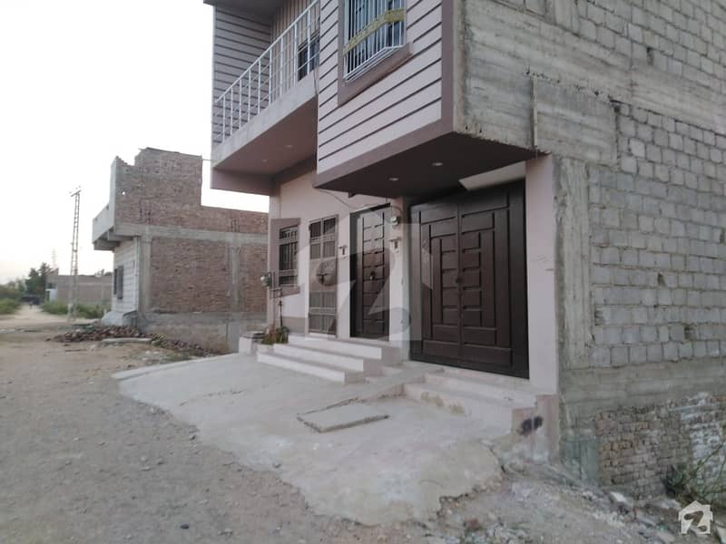 120 Yard Double Storey Bungalow New Contraction For Sale