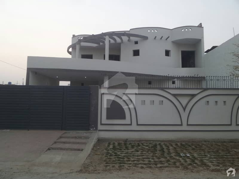 Double Storey Beautiful Bungalow Ground Floor Available For Rent At Jawad Avenue Okara