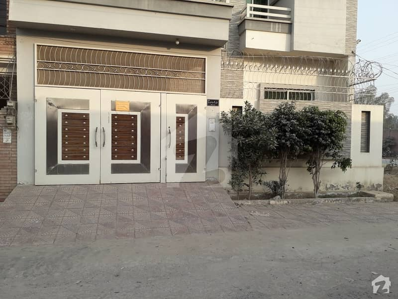 Lower Portion  For Rent Fully Furnished