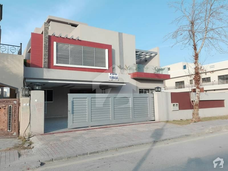 Brand New House Is Available For Sale In Bahria Town Phase 4
