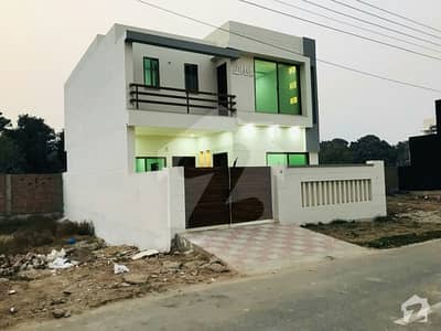 5 Marla Beautiful House Is Available For Sale