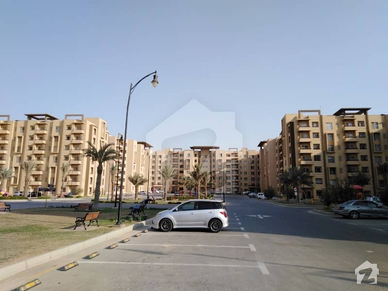 2 Bedrooms Luxury Full Paid Apartment For Sale In Bahria Apartment