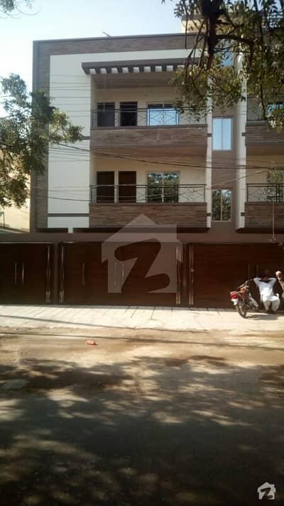 Brand New Portion For Sale On Amir Khusro Road Pechs Block 7