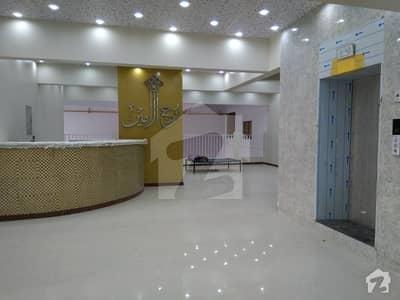 Burj Ul Ameen Flat For Sale In Nazimabad Near Hadi Market