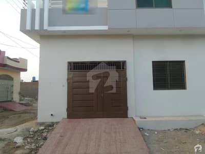 Double Storey Beautiful Corner House For Sale At Al Rehman Town, Okara