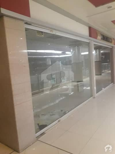 220 square feet shop available fore sale  in Vince Mall Clifton Block 9 Karachi