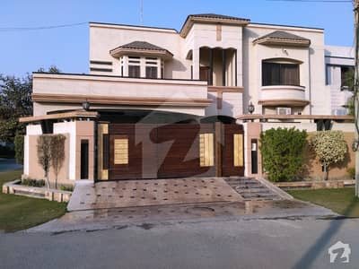 NFC Society 1 Kanal Corner Double Storey With Swimming Pool Bungalow For Urgently Sale