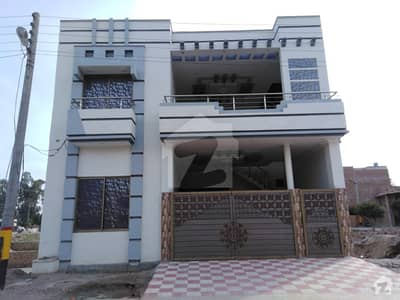 7 Marla Double Story House For Sale  Park Facing