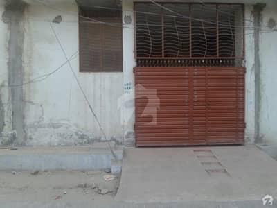 Double Storey Beautiful House For Sale At Aziz Yaqoob Town, Okara