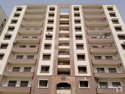 4rd Floor Flat Is Available For Sale In G+9 Building