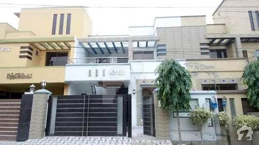 9 Marla Owner Built Designer Bungalow For Sale Near Johar Town Hakim Chowk