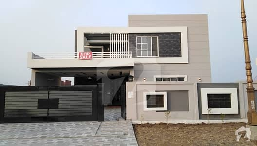 Brand New Double Sotrey House For Sale Near To Park & Mosque & Market