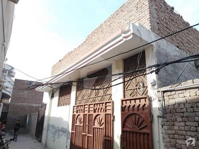 5 Marla Single Storey House For Sale At  Karna Basti Near Jafri Town Bahawalpur