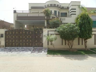 Triple Storey Beautiful Bungalow For Sale At Aziz Yaqoob Town Okara
