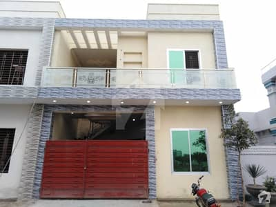 3. 21 Marla Double Storey House For Sale