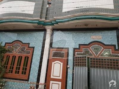 D-Type Colony Faisalabad 4. 3 Marla House For Sale