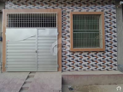 Double Storey Beautiful House For Sale at Shah Din Town, Okara