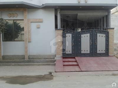 Double Storey Beautiful House For Sale at Saad City, Okara