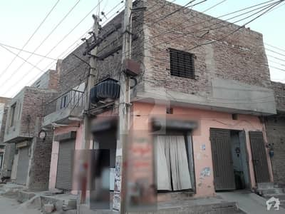 Double Storey Commercial House For Sale