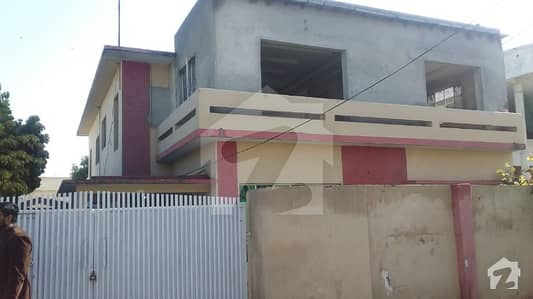 1 Kanal Double Storey House For Sale In Main Westridge